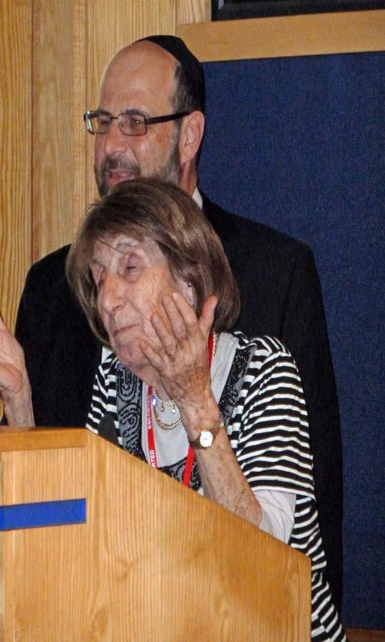 Mrs Olga Hoffman