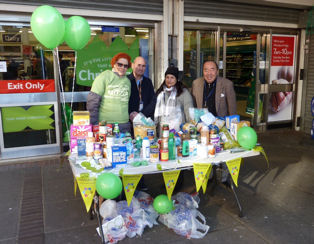 JPA members participate in Mitzvah Day and AJEX Parade